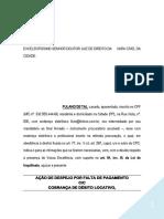 Acao Despejo Falta Pagamento Cobranca Alugueis Prof Alberto Bezerra.original