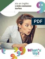 eBook Whatsup Errores en Ingles