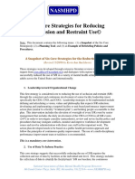 Consolidated Six Core Strategies Document