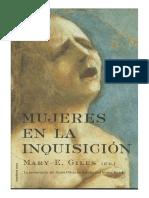 Mujeres en La Inquisicion