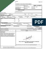 Certificado de avaluos de un inmueble en la ciudad de guayaquil