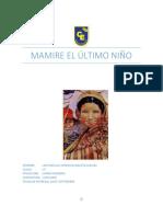 Mamire El Ultimo Niño