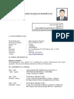 Cv- Jose Marquez r