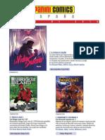 Catálogo ABRIL 2018 Panini