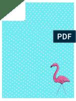 Papeles y Decoración Carpeta Organizadora