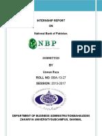 Final Report NBP