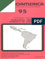 Mariategui - Primer Marxista de América.pdf