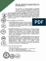 Convenio Especifico de Cooperacion Interinstitucional