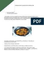Paccheri Crema Di Zucca Pancetta e Pistacchi