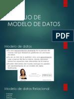Trabajo de Modelo de Datos