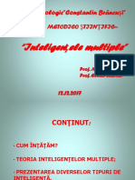 Referat CP Inteligente Multiple