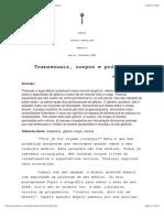 BENTO, Berenice - TRANSEXUAIS, CORPOS E PRÓTESES