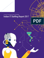 Indian IT Staffing Report 20171