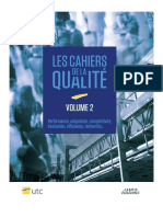 2015 Cahiers Qualite 2015 Vol 2 Original Complet A4