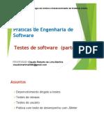 Testes de Software (Parte 02)