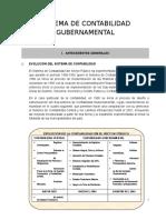 01.0 Sistema de Contabilidad Gubernamental