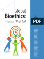 Global Bioethics Unesco