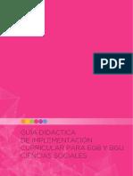 Guia de Implementacion Del Curriculo de CCSS 1
