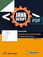 Aprender JavaScrip Avanzado Con 100 Ejercicios Prácticos