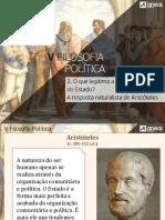A Origem Do Estado- Aristoteles