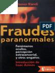 Fraudes Paranormales - James Randi
