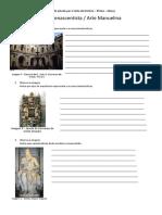 Ficha de Estudo Par o Teste de História-março