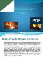 Diagrama de Hierro Carbono Exposicion 1