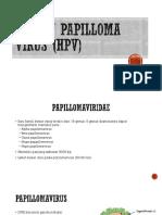 Replikasi Human Papilloma Virus (HPV)
