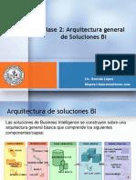Clase 2 -Arquitectura Bi y Metodos de Diseno