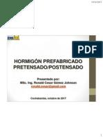 CURSO PRESFORZADO