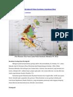 Keadaan Geologi Dan Stratigrafi Pulau Karimun