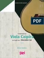 Complemento Educador Viola Caipira 2016