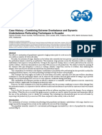 Comnining Extreme Overbalance and Dynamic Underbalance Perf Tecniques in Ecuador Paper