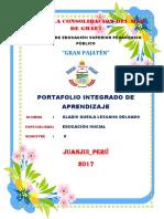 Portafolio x Prof Elith Ciclo Lescano