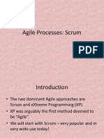 Lecture 12 - Agile Processes-Scrum