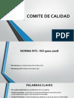 Comite de Calidad (1)