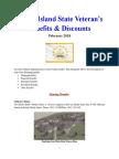 Vet State Benefits & Discounts - RI 2018