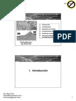 Clase 12 - Modelo Conceptual Hidrogeológico