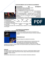 CUALIDAD Analisis y Reconocimiento de Factores Del Movimiento