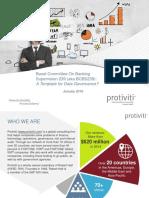 BCBS239 - A Roadmap for Data Governance - 04202016