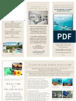 Fl Keys Brochure