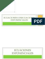 Ecuaciones Einecuacionesexponenciales 140114195918 Phpapp02
