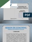 Sesion de Coaching - Damian