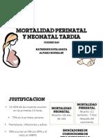 Protocolo Mortalidad Perinatal y Neonatal Tardia FINAL