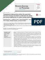 CATETER 9 Aneurisma Aortico Por Infeccion 2015