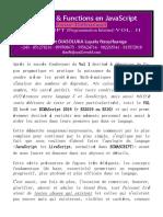 Javascript Tome II