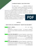 Reglamento Interno Reg12XS1