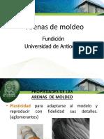 Arenas 2017-2