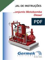 Manual Motobomba Diesel Ed.01