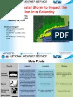Coastal Storm 1